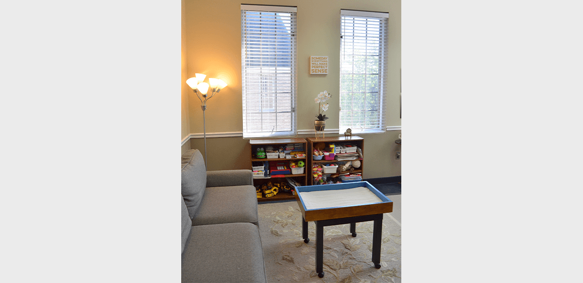 HopeSpring Hope Room: Play Therapy