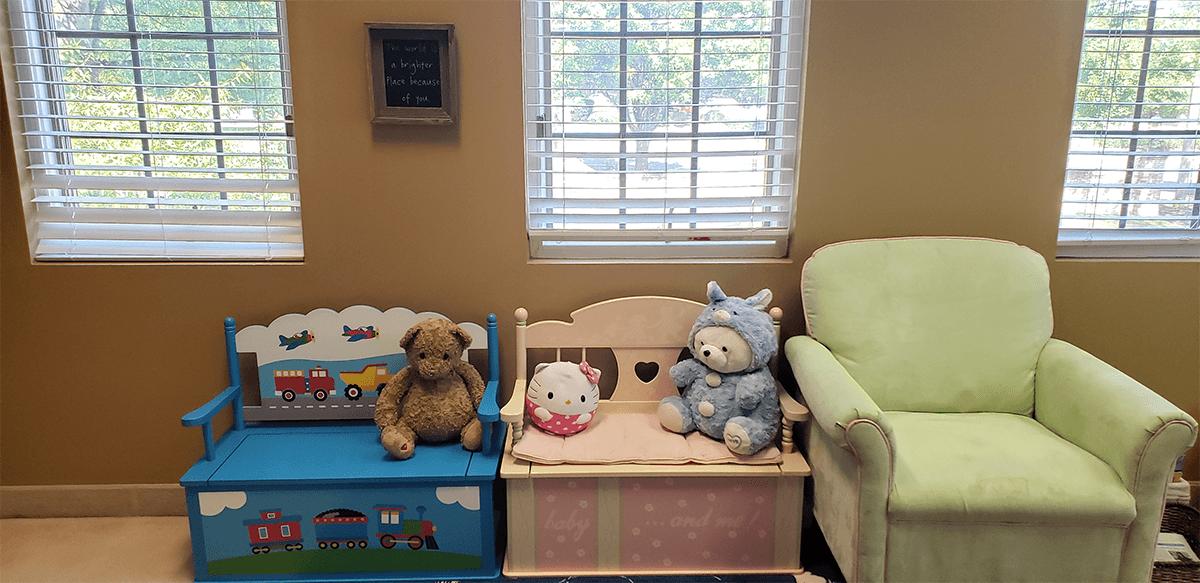 HopeSpring Kids Area
