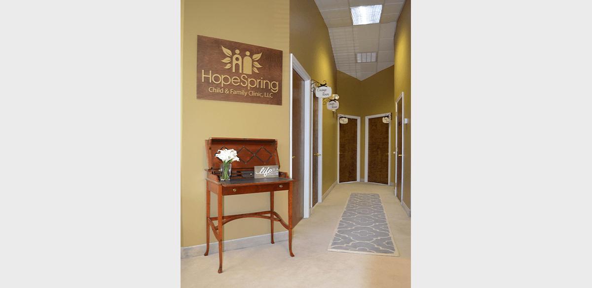 HopeSpring Hallway