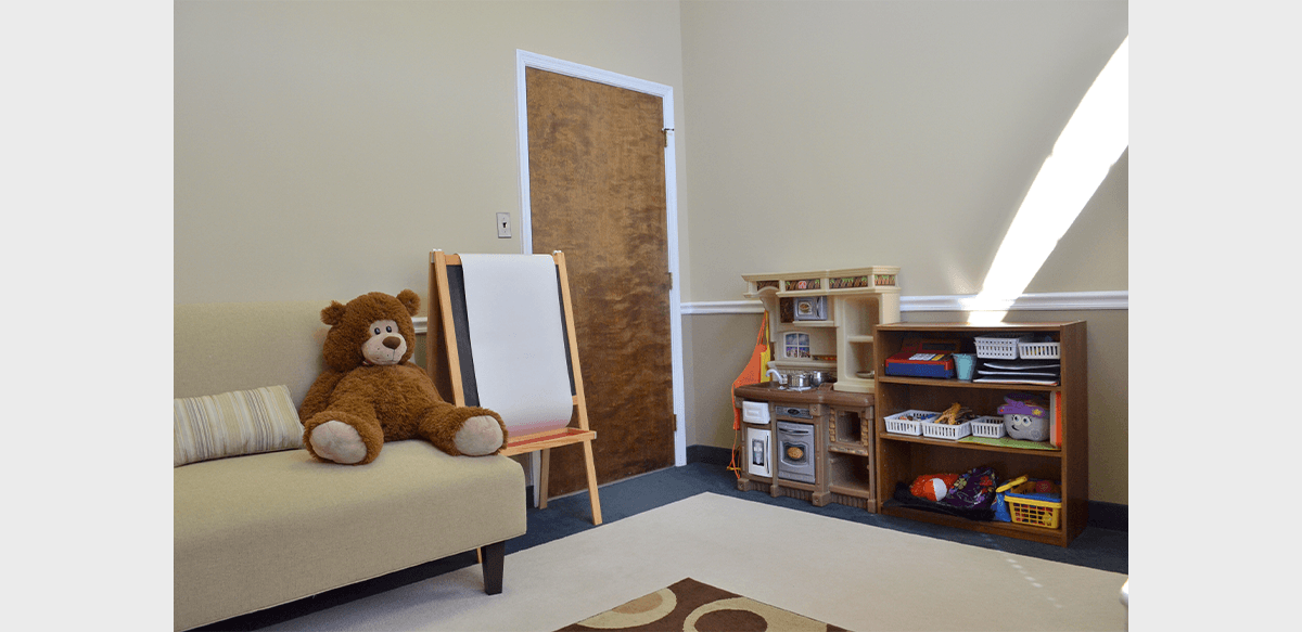 HopeSpring Dream Room: Play Therapy